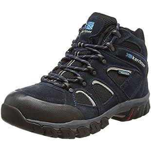 Karrimor Bodmin Mid IV Weathertite Men's Shoes, Blue (Navy), 11 UK (45 EU):Poncha2016
