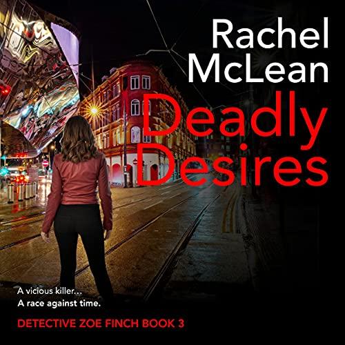 Deadly Desires cover art