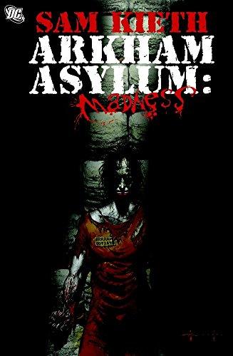 Image of Arkham Asylum: Madness