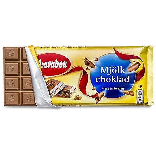 Marabou Mjolkchoklad - Milk Chocolate 200g