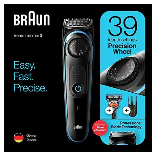 Braun BT3040 Schwarz Barttrimmer 81577094