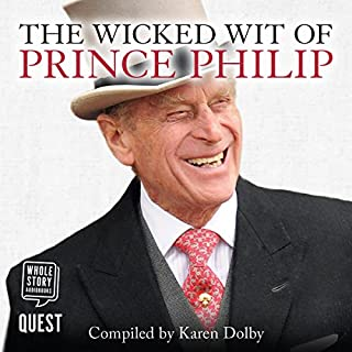 The Wicked Wit of Prince Philip cover art
