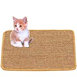 No Marca, tappetini in sisal per gatti, tappetini in lino, tappetini per gatti, coperte tiragraffi per gatti, tappeti, tatami