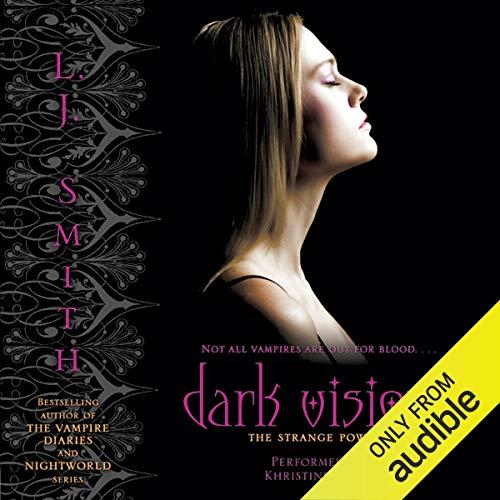 The Strange Power audiobook cover art