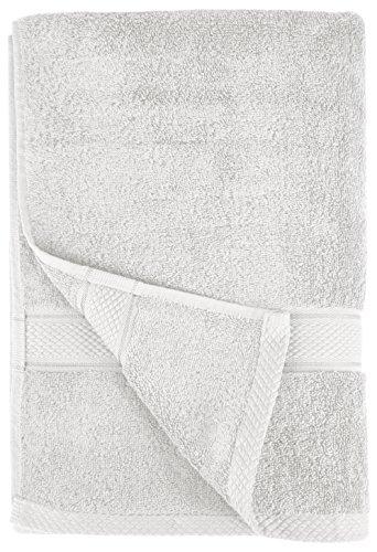 Pinzon by Amazon - Egyptian Cotton Towel Set, 2 Bath Towels, 600gsm