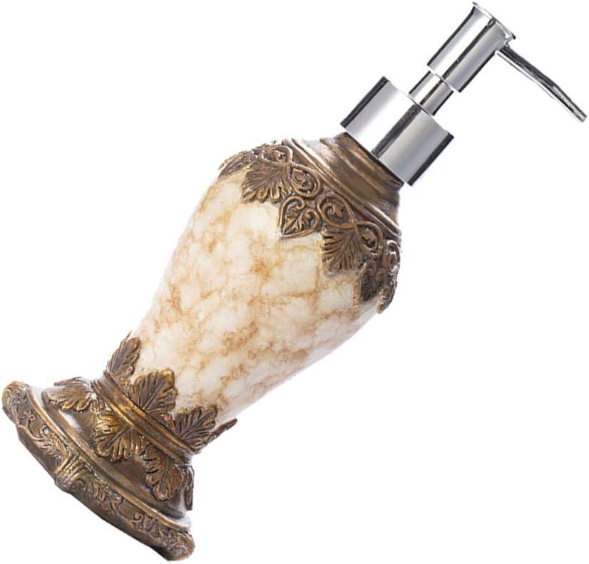 Selling rankings BESPORTBLE 300ml Lotion Soap Bottle Resin Max 58% OFF Dispenser