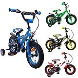 AMIGO BMX Turbo - Kinderfahrrad - 12 Zoll - Jungen