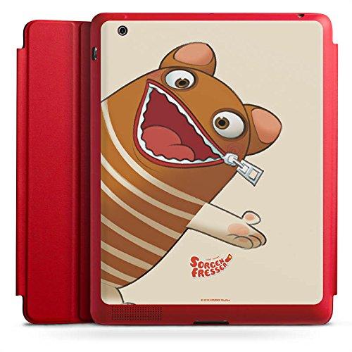 DeinDesign Apple iPad 4 Smart Case Hülle Tasche mit Ständer Smart Cover Sorgenfresser Enno Fanartikel Merchandise
