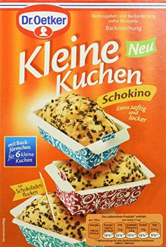 Dr. Oetker Kleine Kuchen Schokino, 8er Pack (8 x 245 g)