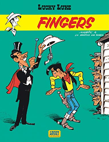 Lucky Luke, tome 22 : Fingers