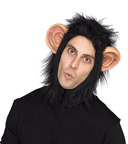 Unbekannt Affengesicht Maske Chimp Man Schimpanse