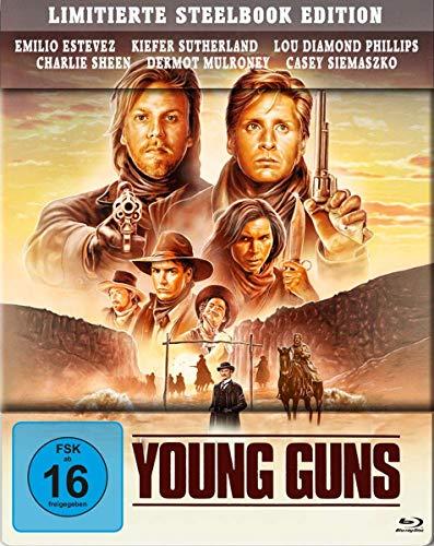 Young Guns - Limitierte Steelbook Edition [Blu-ray]