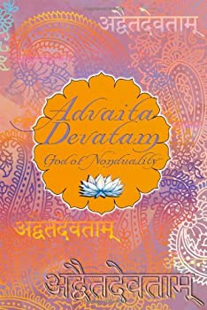 Paperback Advaita Devatam: God of Nonduality Book