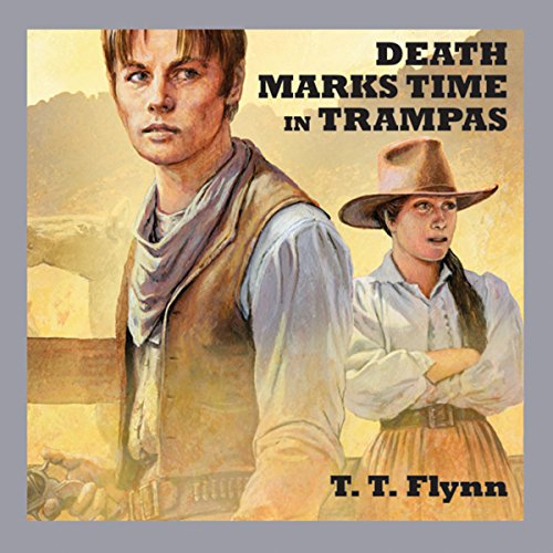 Death Marks Time in Trampas cover art