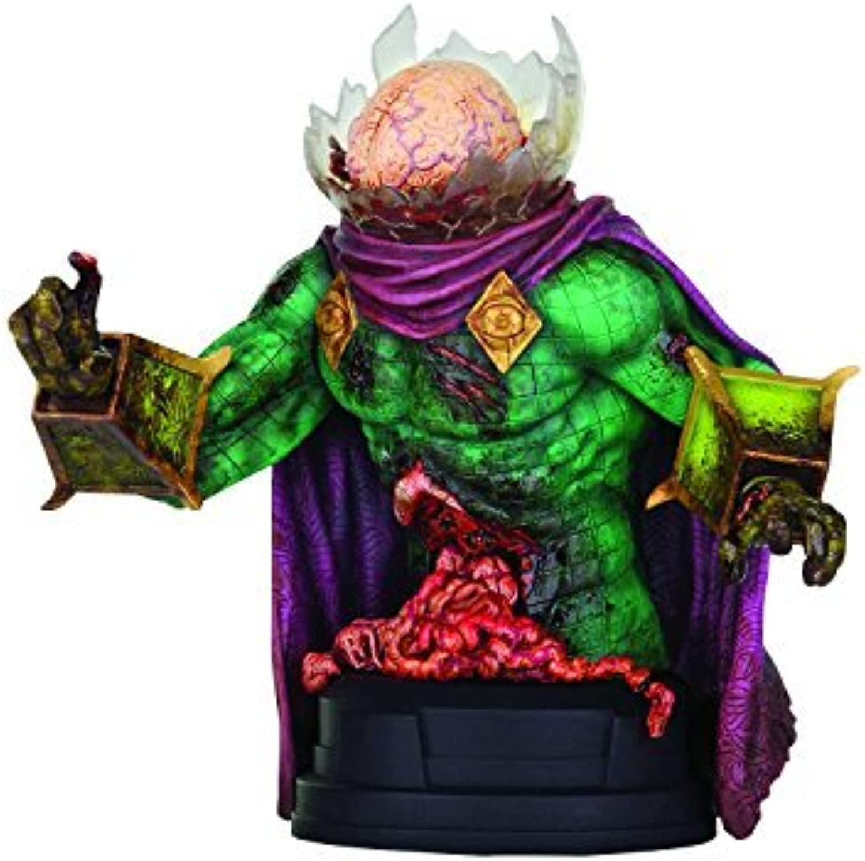 El ultimo 2018 Gentle Giant Giant Giant Studios Marvel Zombies Mysterio Mini-Bust by Gentle Giant  A la venta con descuento del 70%.