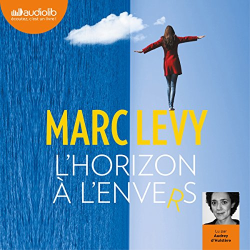 L'Horizon à l'envers audiobook cover art