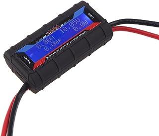 REFURBISHHOUSE Tester Del Tester Di Voltmetro Del Tester Di Ampere Di Volt Di Ampere Di Voltaggio Di CC Di 0-100V 10A Di Digital LED Di 3pcs