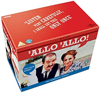 'Allo 'Allo! - The Complete Series