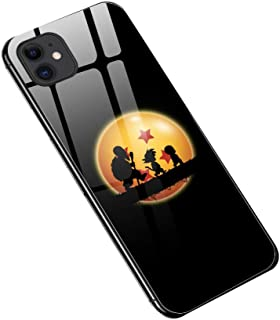 KKSY Case for iPhone Anime Moon Shadow Dragon Ball Personality Waterproof and Shockproof iPhone 11/11 Pro / 11 Pro Max (84459197)