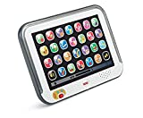 Fisher-Price CDG33 Smart Stages Tablet, Laugh and Learn Baby Electronic, Educational Tablet Toy