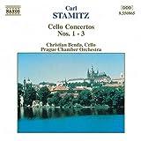 Carl Stamitz Cellokonzerte 1-3