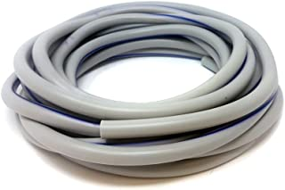 MMG Fuel Line Hose Tubing Inner Diameter 5mm (3/16) - 20 Inches roll Scooter Motorcycle Performance Parts