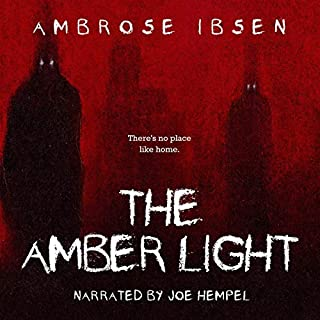 The Amber Light audiobook cover art