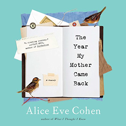 Year My Mother Came Back audiobook cover art