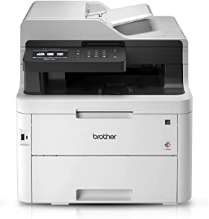 "Brother MFC-L3750CDW Colour LED All-in-One, Wireless connectivity, 2-sided printing, 2.7"" TFT Touch Panel LCD, Mobile Prin..."