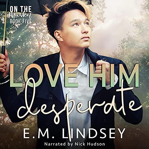 Love Him Desperate cover art