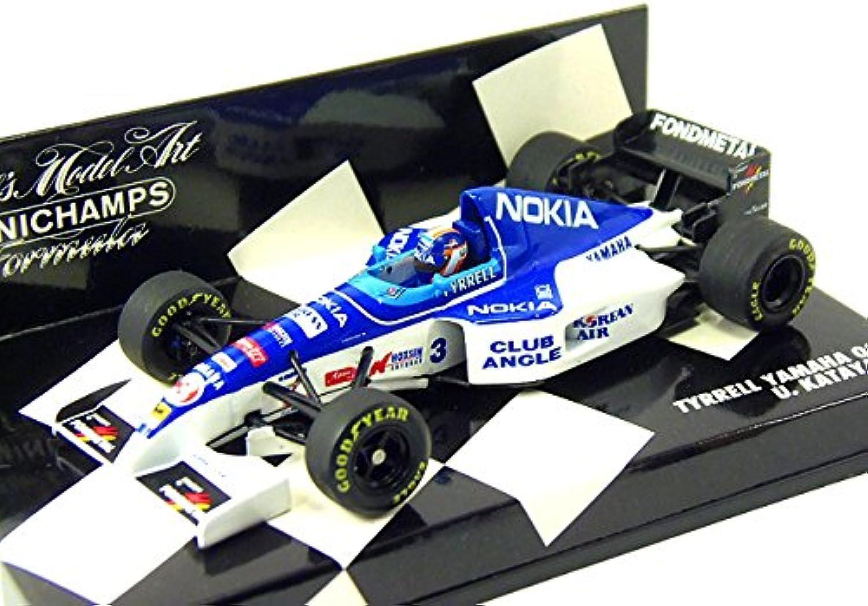 Minichamps Tyrrell Yamaha 023 U. Katayama  3 1 43 430950003