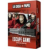 Escape Room de La casa de papel