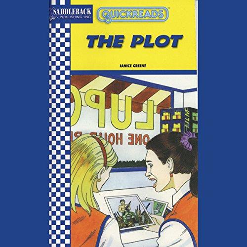 The Plot audiobook cover art