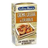 GALLINA BLANCA crema casera de calabaza envase 500 ml