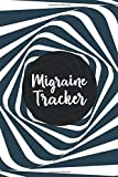 Migraine Tracker: Migraine Pain Tracker Journal Notebook