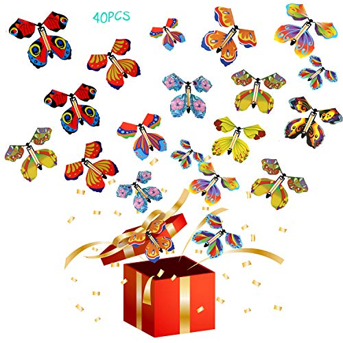 Scettar Magic Flying Butterfly