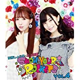 高橋しょう子と三上悠亜のSHOW YOUR ROCKETS Vol.4