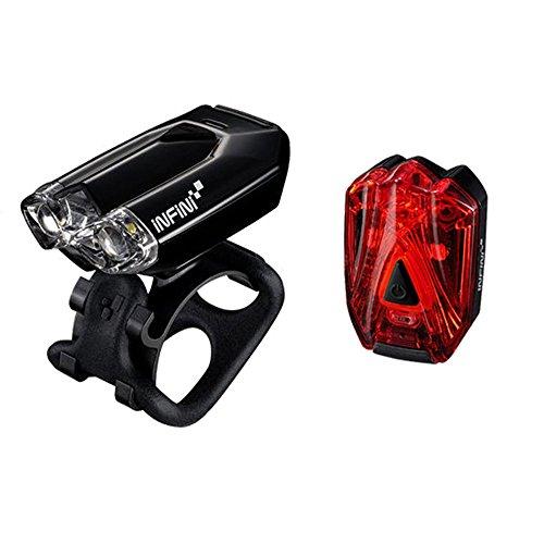 Infini Unisex– Erwachsene 2015 Lava Light Twinpack-Black, rot/Schwarz, Einheitsgröße