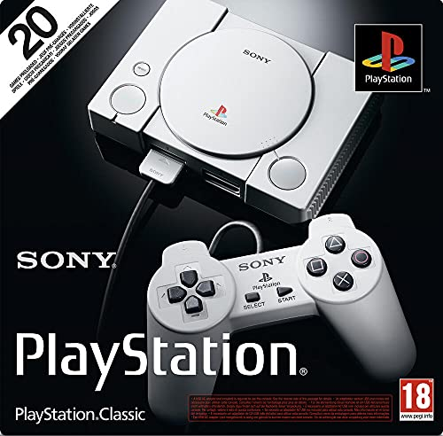 Sony Playstation Classic + 2 Controller