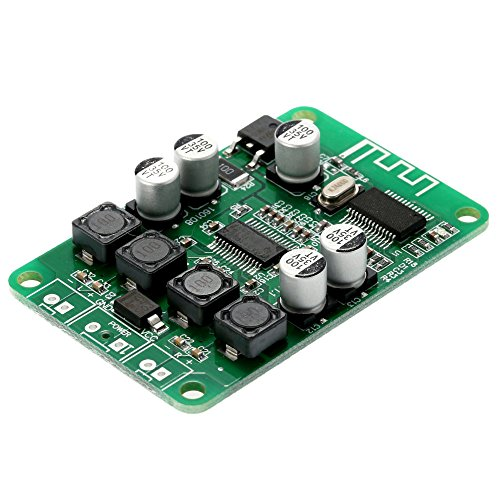 KKmoon Micro USB DC 5 V Audio Receiver Digitale Amp Module versterker Board Module 2 x 3 W prestaties Micro USB Interface 4 – 8 OHM