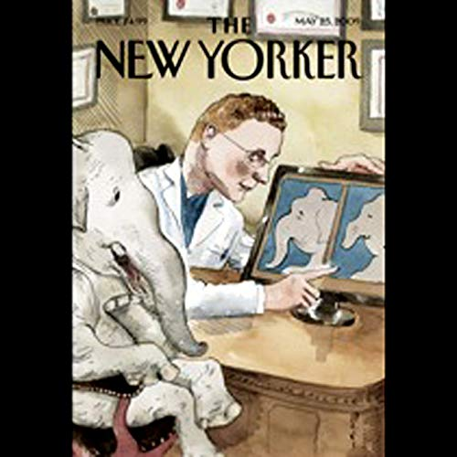 The New Yorker, May 25th, 2009 (Jeffrey Toobin, Elizabeth Kolbert, Ann Hodgman) audiobook cover art