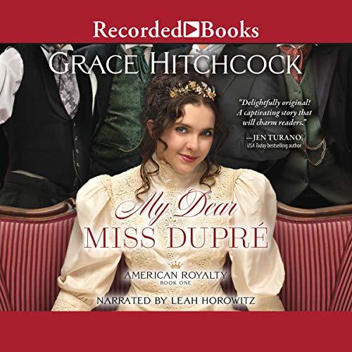 Couverture de My Dear Miss Dupre