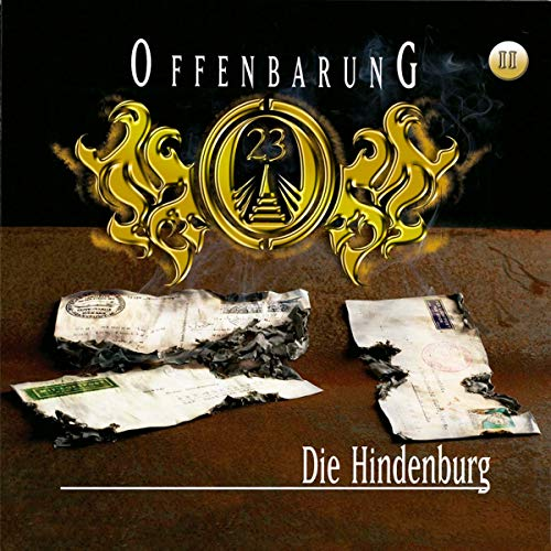 Die Hindenburg cover art