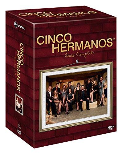 Pack: Cinco Hermanos: La Colección Completa - Temporadas 1-5 [DVD]