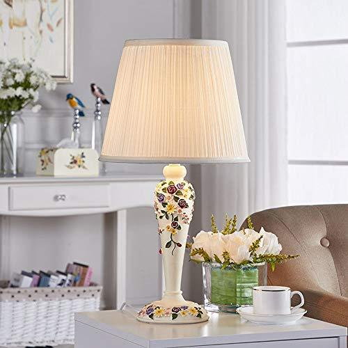 YBQ Europese minimalistische creatieve LED bureaulamp tafellamp woonkamer decoratieve schilderij decoratieve verlichting lamp 1 * E27 (15 * 56CM)