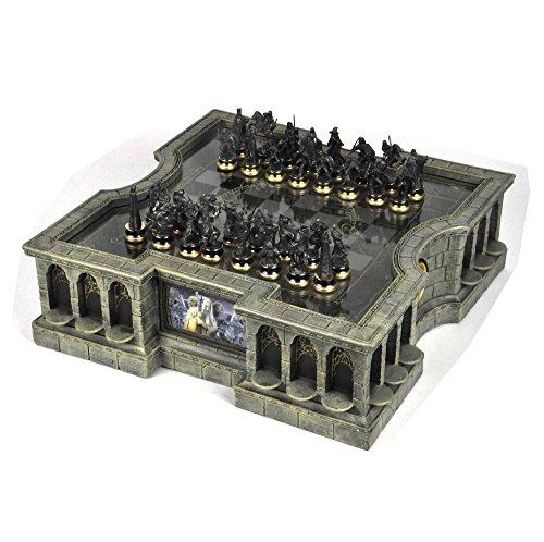 The Noble CollectionSchachspiel Herr der Ringe