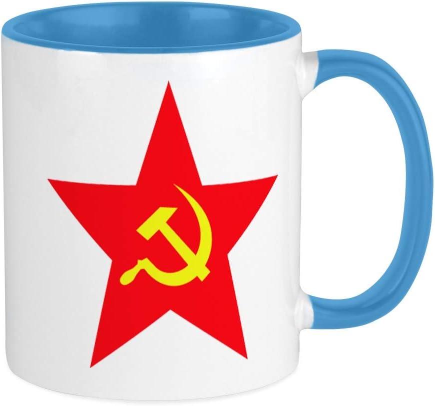 Erich Honecker DDR Communist Marxist Coffee Mug
