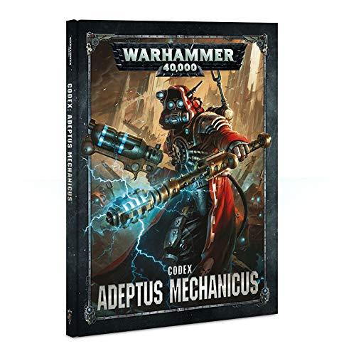 Games Workshop Codex: Adeptus Mechanicus (Tapa Dura; inglés)