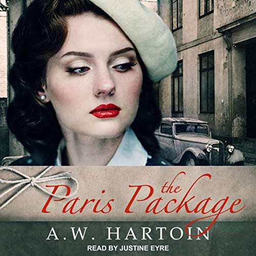 The Paris Package audiobook cover art