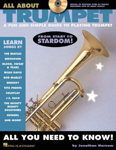 All About Trumpet - A Fun and Simple Guide to Playing Trumpet - BK+CD